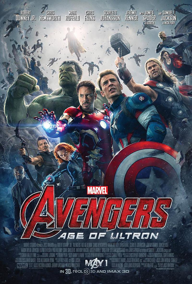AvengersAgeofUltronPoster