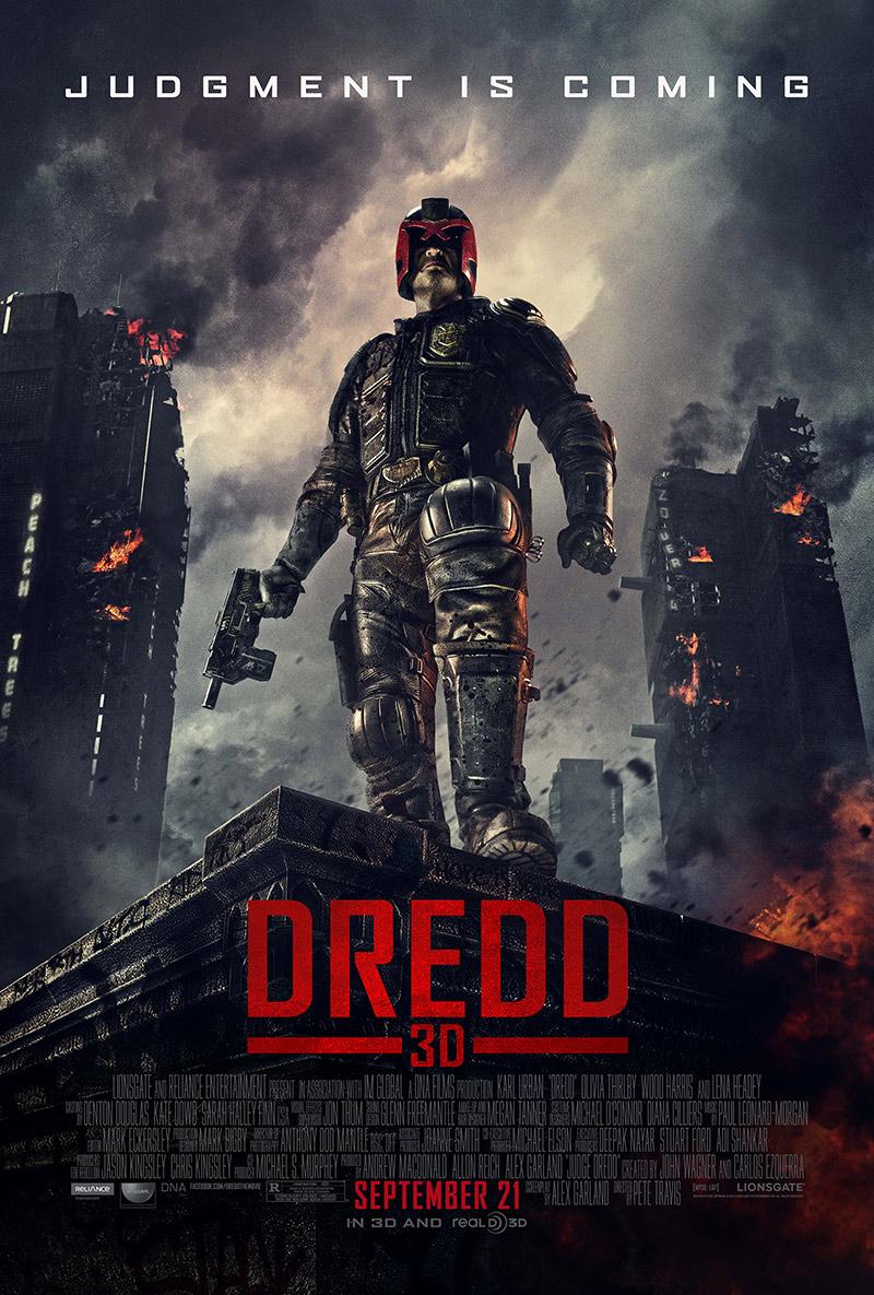 Dredd-3DPoster