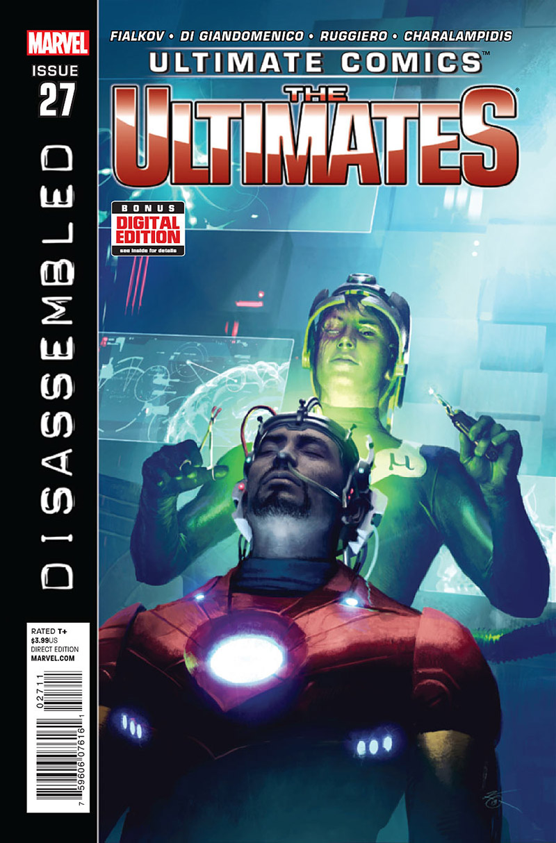 Ultimate ComicsTheUltimates27