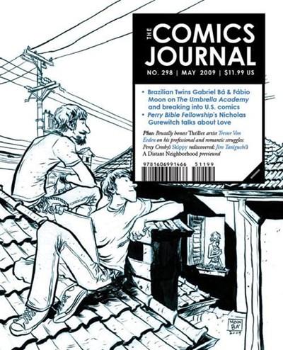 ComicsJournal298