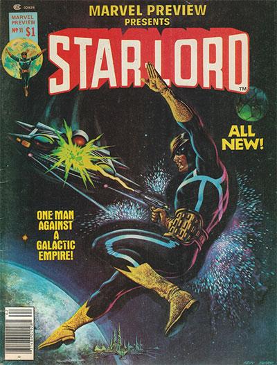 MarvelPreviewPresentsStar-Lord-