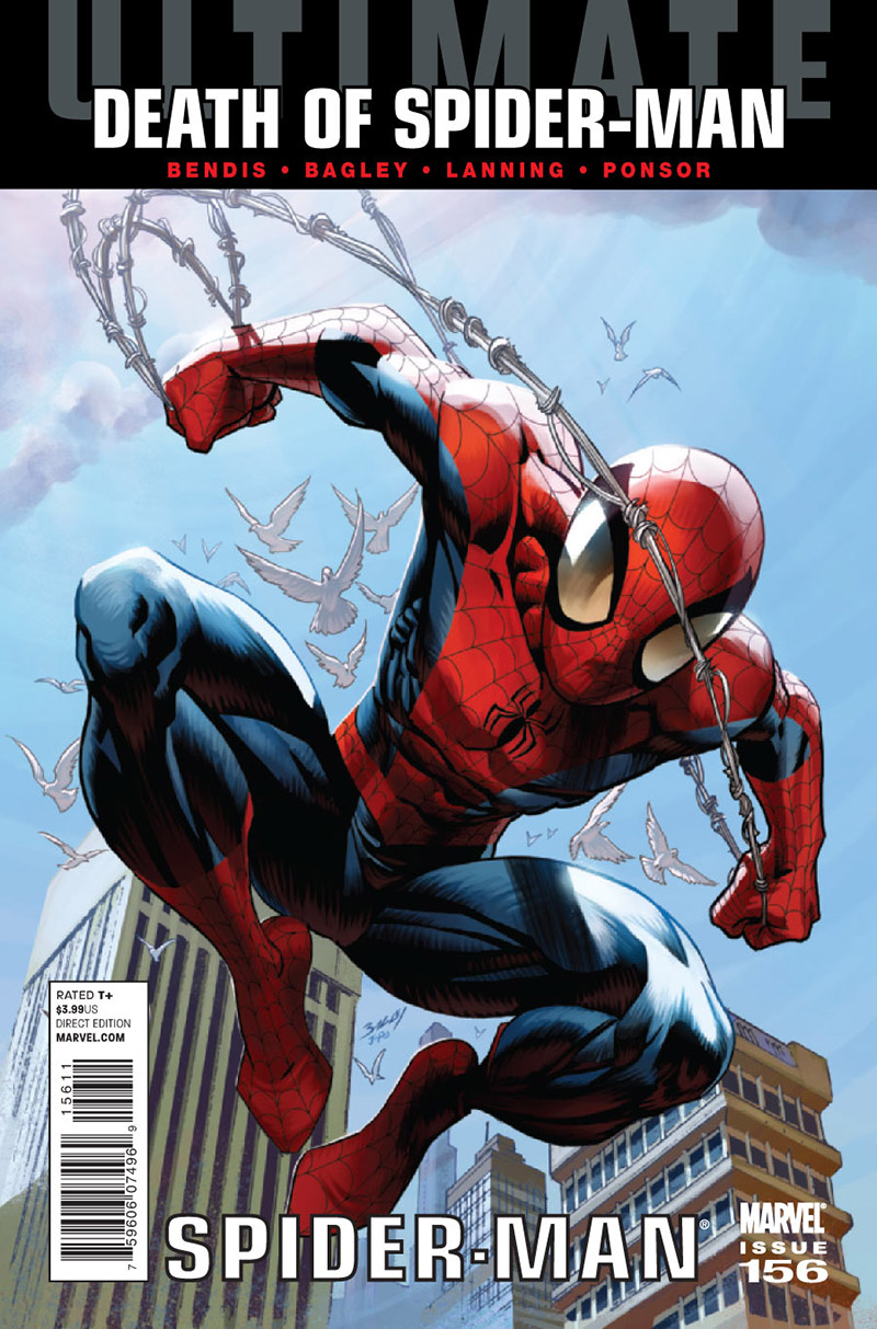 UltimateSpider-Man156